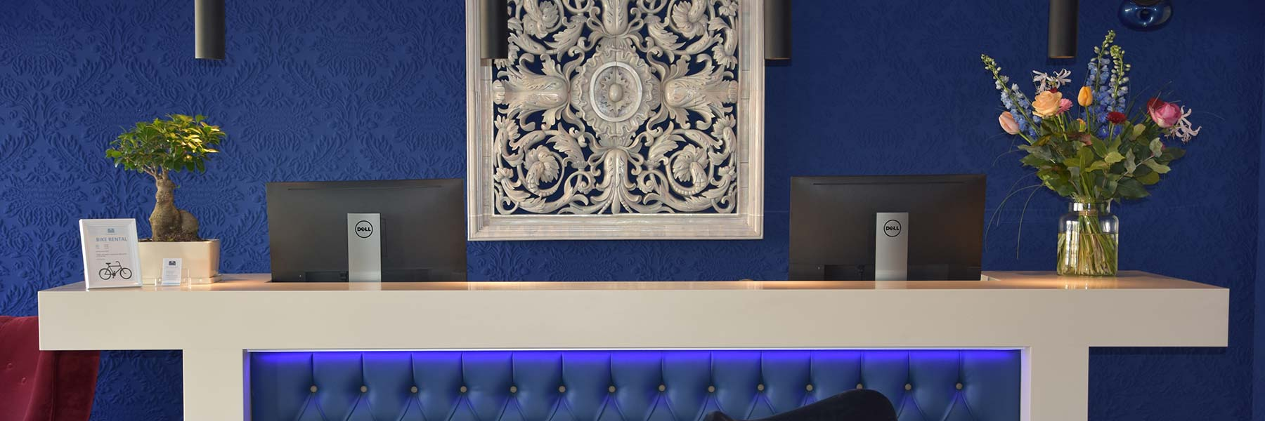 Faciliteiten in Blue Mansion Hotel Aalsmeer